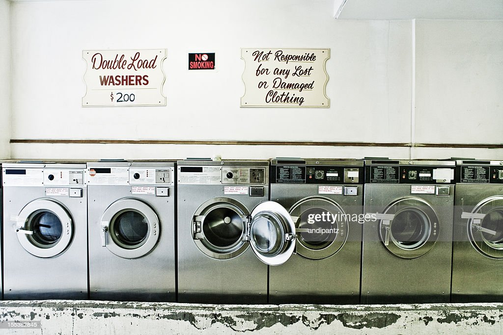 Washing machines : Stock Photo