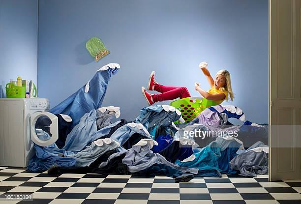 Sobrecarga de Lavar
