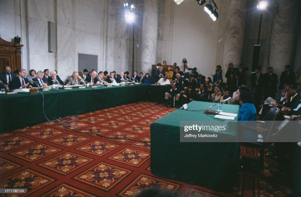 Le sénateur Joe Biden : ニュース写真