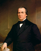 Washington bogart cooper portrait of andrew johnson after 1866 oil on picture id544286198?s=170x170