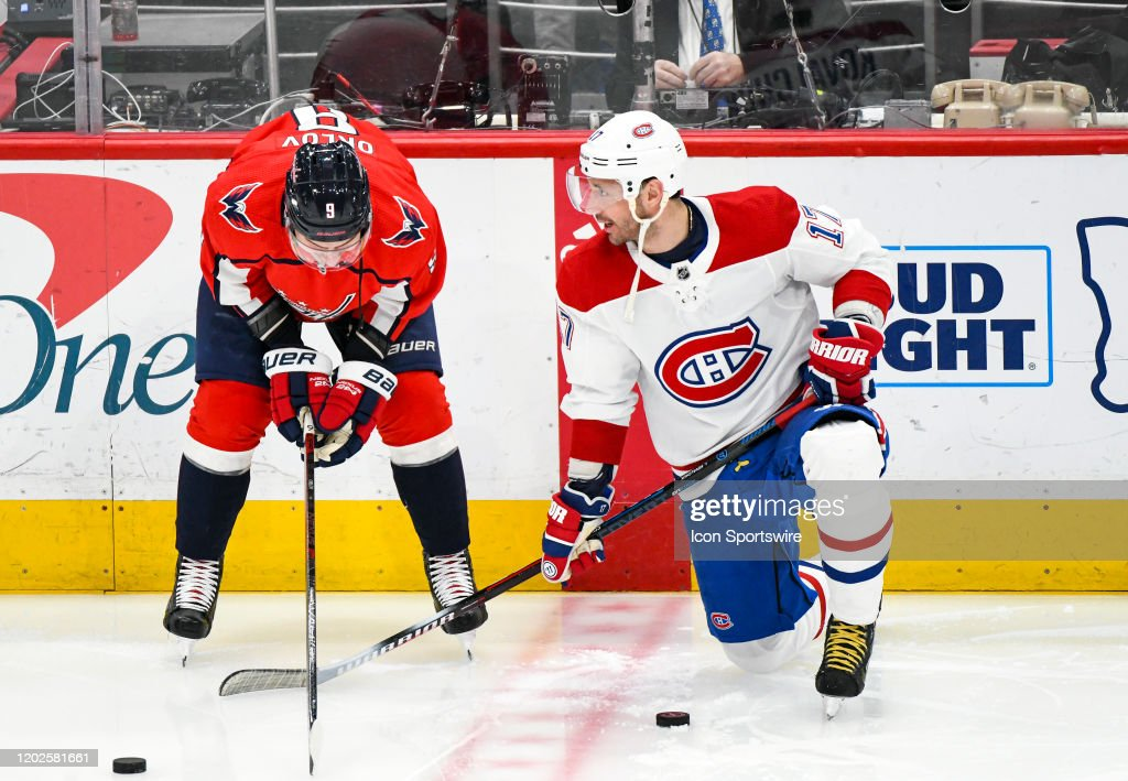 NHL: FEB 20 Canadiens at Capitals : News Photo