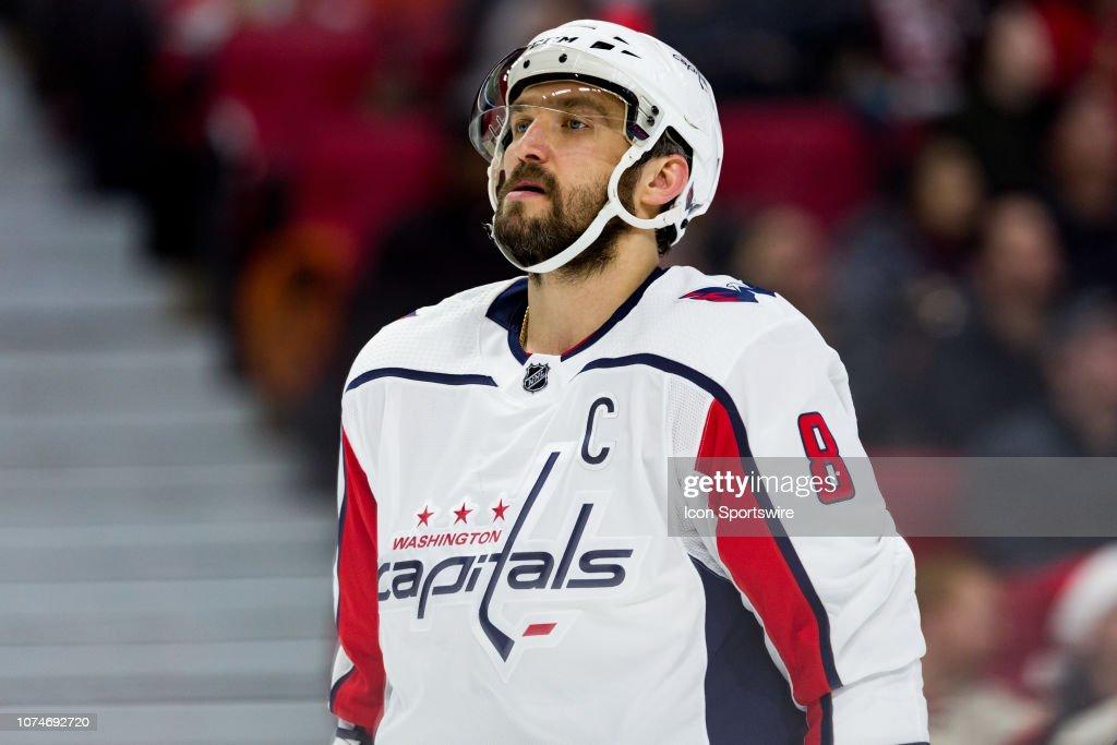 NHL: DEC 22 Capitals at Senators : News Photo