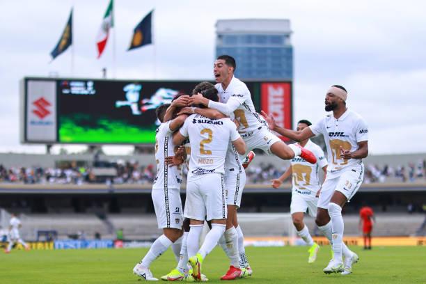 MEX: Pumas UNAM v FC Juarez - Torneo Apertura 2021 Liga MX