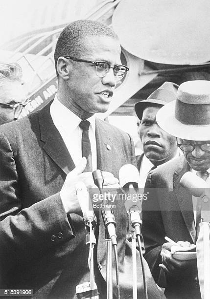 malcom x and the nation of Full answer incarcerated for larceny in 1946, malcolm x self-educated himself in the prison library while still in prison he converted to the nation of islam, a black muslim movement, according to encyclopaedia britannica.