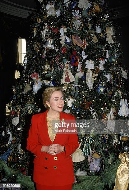 Hillary Clinton Christmas.60 Top Hillary Clinton Christmas Pictures Photos Images Getty