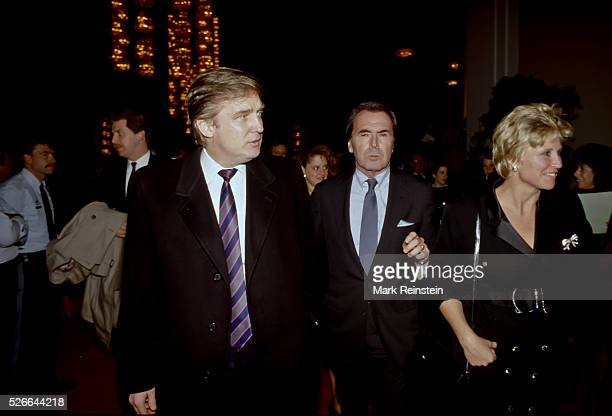 Washington DC 1261988 Donald Trump arrives at the Kennedy Center to attend the annual Kennedy Centers Awards show Credit Mark Reinstein