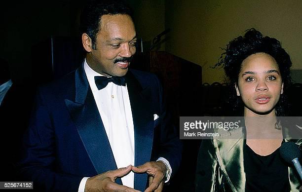 Washington DC 1992 Jesse Jackson and daughter Ashley Laverne Jackson Jesse Louis Jackson Sr is an American civil rights activist and Baptist minister...
