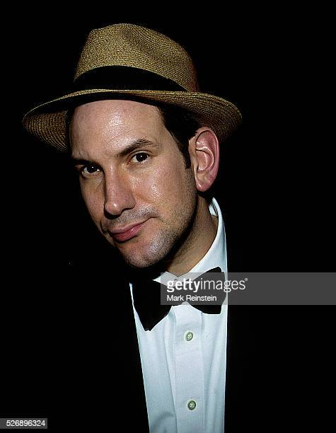 Washington DC 425 1998 Mat Drudge at the White House Corrsepondents annual dinner at the Washington Hilton Hotel Credit Mark Reinstein