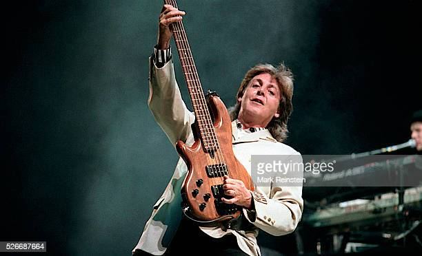 Washington DC 741990 Paul McCartney in concert for the Fourth of July The Paul McCartney World Tour was a worldwide concert tour by Paul McCartney...