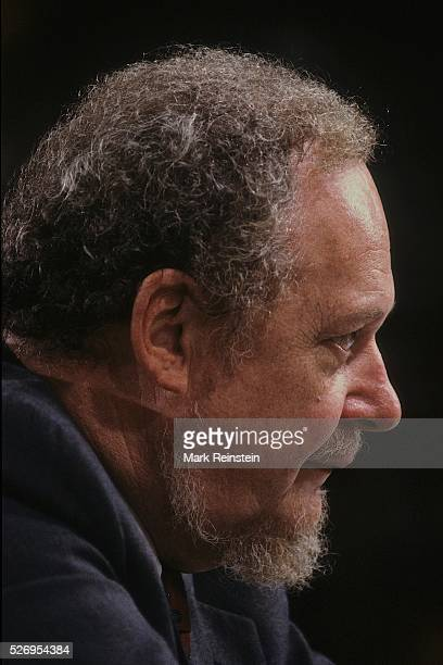 Washington DC. 9-20-1987 Judge Robert Bork testifies on the final day of his confirmation hearing in front of the Senate Judiciary Committee. Credit:...