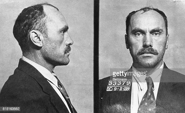 Alleged By Slayer Captured After Six Years Photo shows Carl Panzram who is being held by district police here awaiting indictment on two charges of...