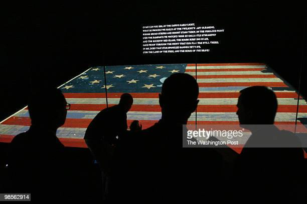 Washington DC CAPTION Reopening of the National Museum of American History which has been renovated President and Mrs Bush attended ceremony Here the...