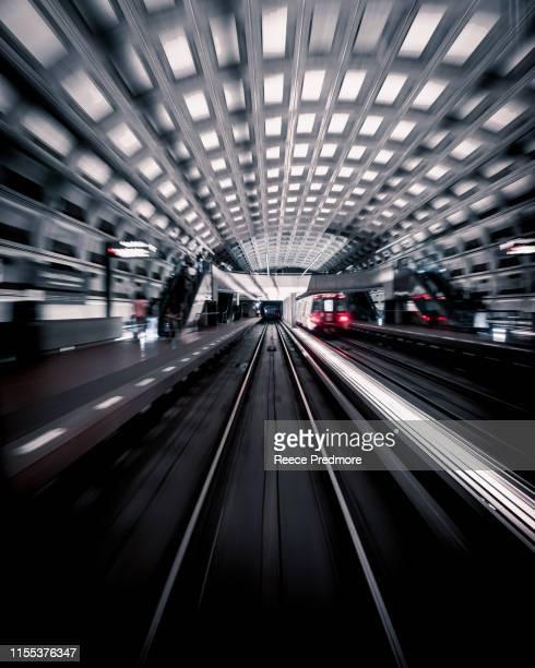 washington dc metro - ワシントンdc ユニオン駅 ストックフォトと画像