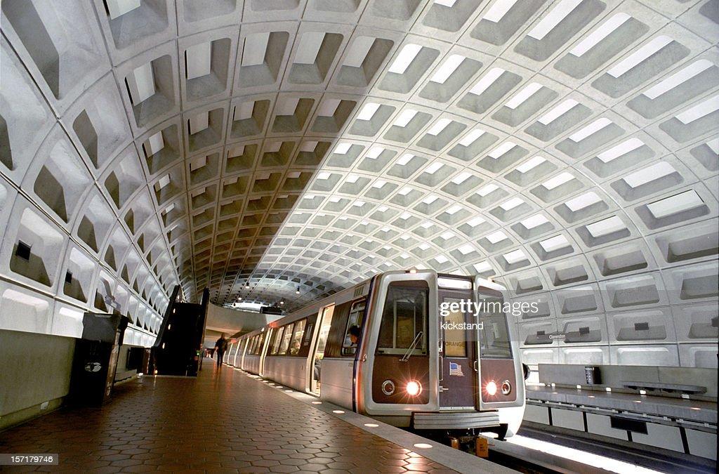 Washington, DC Metro : Stock Photo