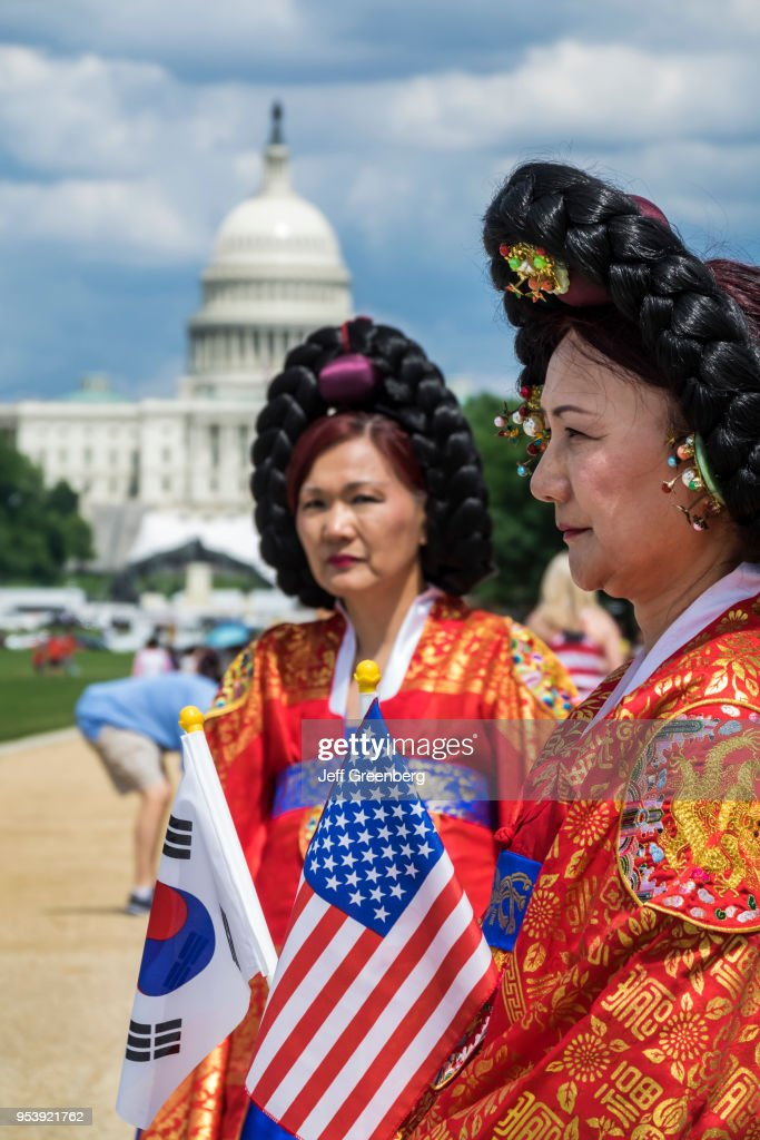 Asian women in washington