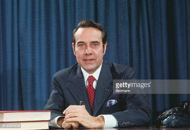 Senator Robert Dole at the Capitol January 6 It was learned from an informed source that Dole is President Nixon's choice to be the chairman of the...