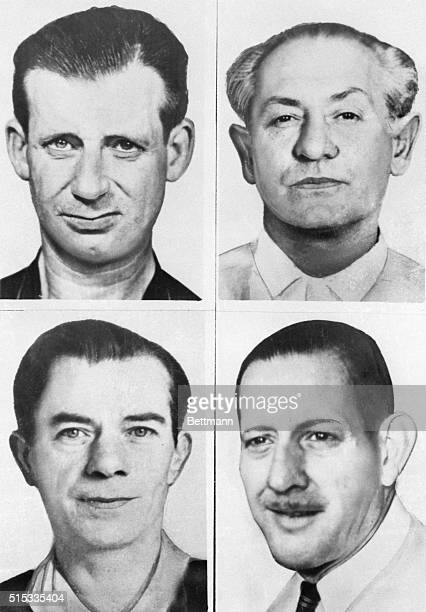 Washington DC The Federal Bureau of Investigation published a list of 'The Nation's 10 Most Wanted Criminals' Included are Thomas Kling Henry Clay...
