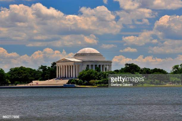 USA, Washington D.C., the Jefferson memorial