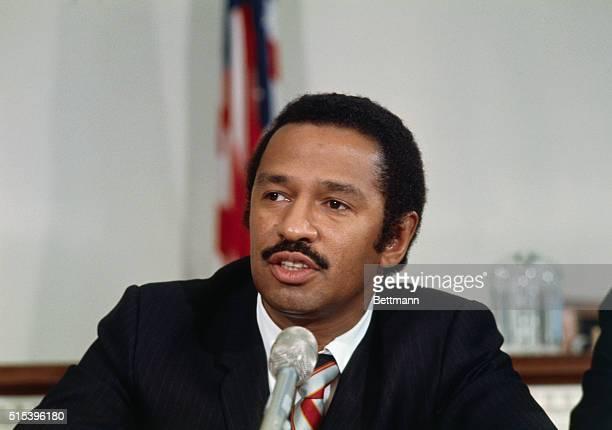 US Representative John Conyers Jr