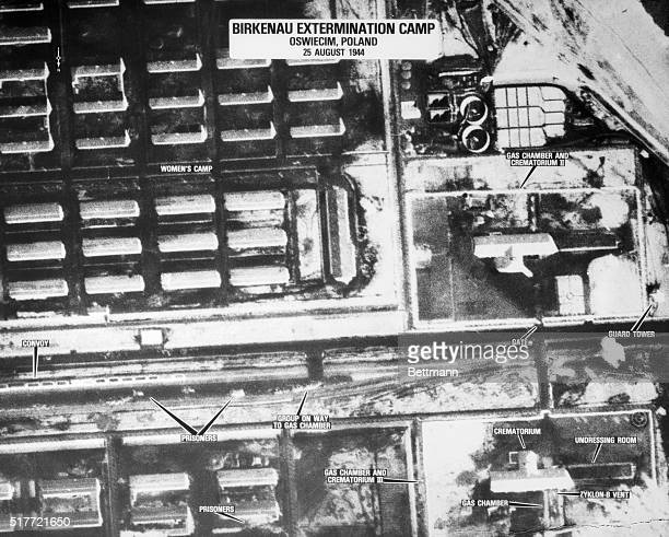Washington, DC - Using sophisticated modern photo-analysis techniques on World War II aerial reconnaissance film, two CIA analyst have produced the...