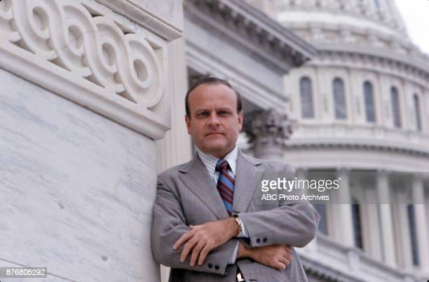 ABC News correspondent Bob Clark promotional photo