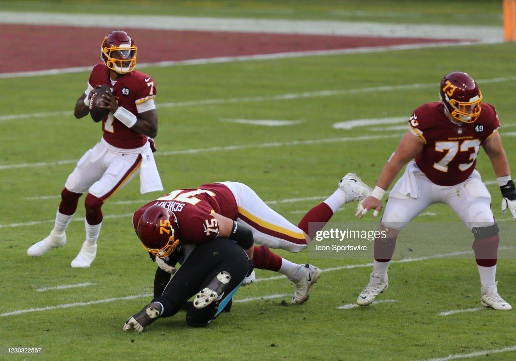 NFL: DEC 27 Panthers at Washington Football Team : News Photo