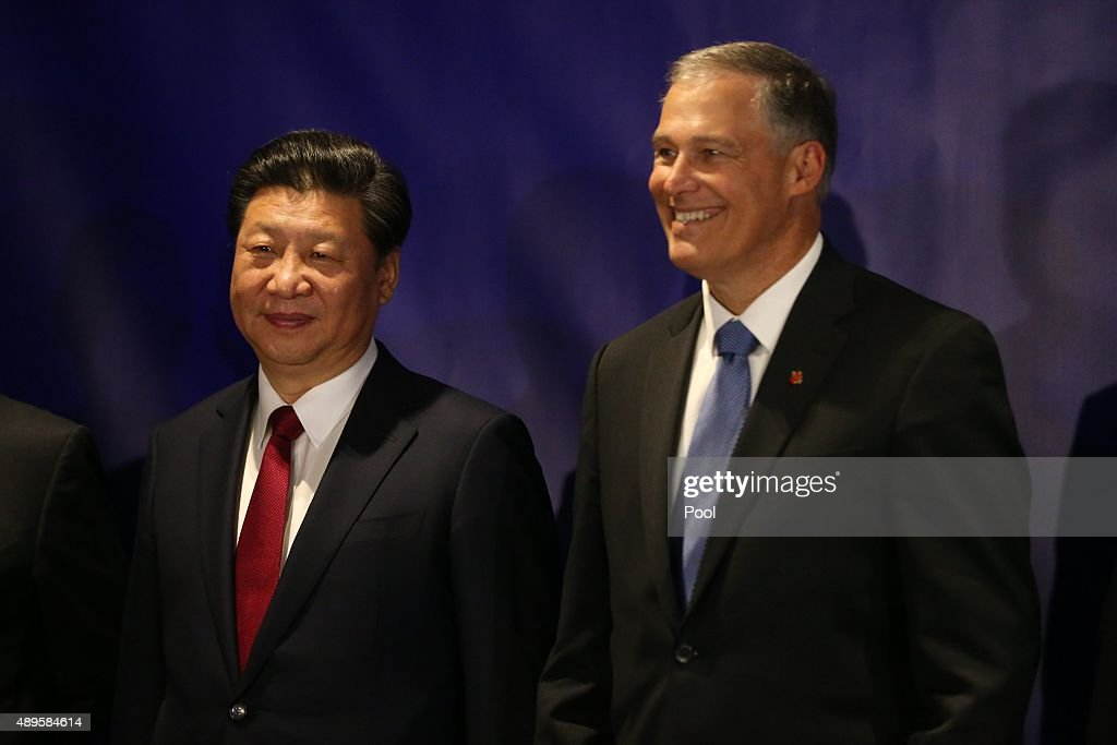 Chinese President Xi Jinping Visits Washington State