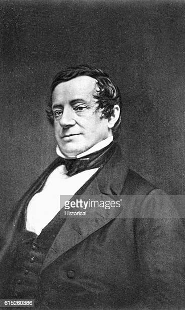Washington Irving American writer and author of The Legend of Sleepy Hollow