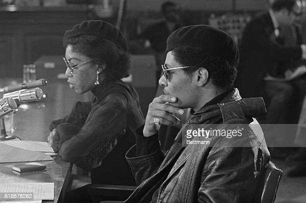 Larry Clayton Powell and his wife Jean told a Senate Investigation Subcommittee 6/18 of their adventures in the Black Panthers including...