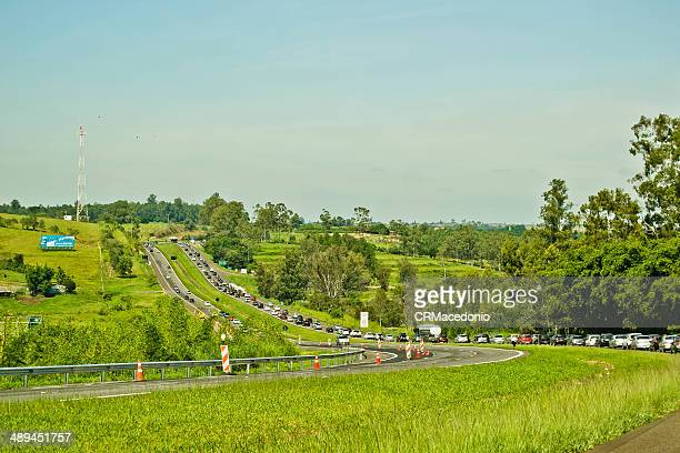 washington luis highway - crmacedonio stock pictures, royalty-free photos & images