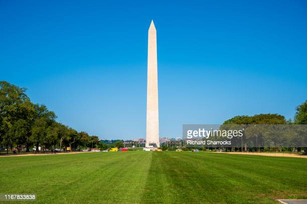 washington monument - national monument stock pictures, royalty-free photos & images