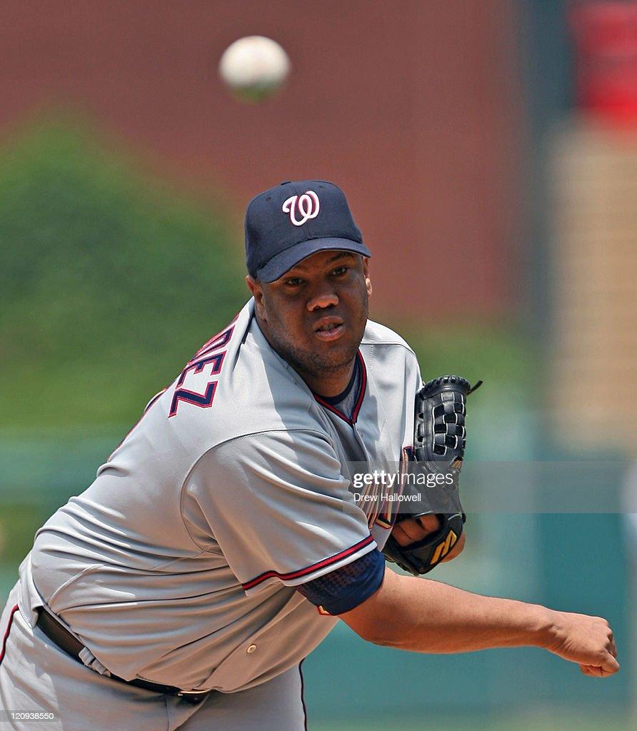 Washington Nationals vs Philadelphia Phillies - May 31, 2006