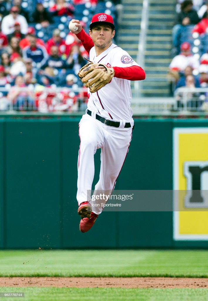 MLB: APR 29 Diamondbacks at Nationals : News Photo