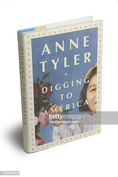 4/27/06 PHOTO Julia Ewan/TWP Book Digging to China by Anne Tyler