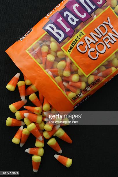 October 17 2007 PHOTO Julia Ewan/TWP CAPTION For favorite Halloween candy chart Brach's Candy Corn