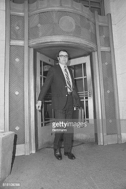Pres Nixon accepted Attorney General Elliot Richardson's resignation 10/20 and fired Special Prosecutor Archibald Cox and Deputy Attorney General...