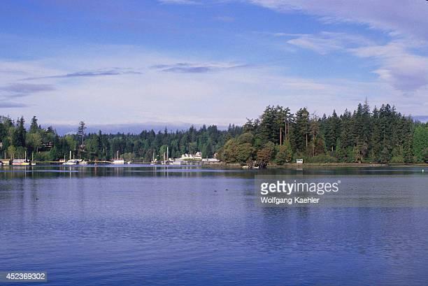 USA Washington Puget Sound Bainbridge Island Port Madison