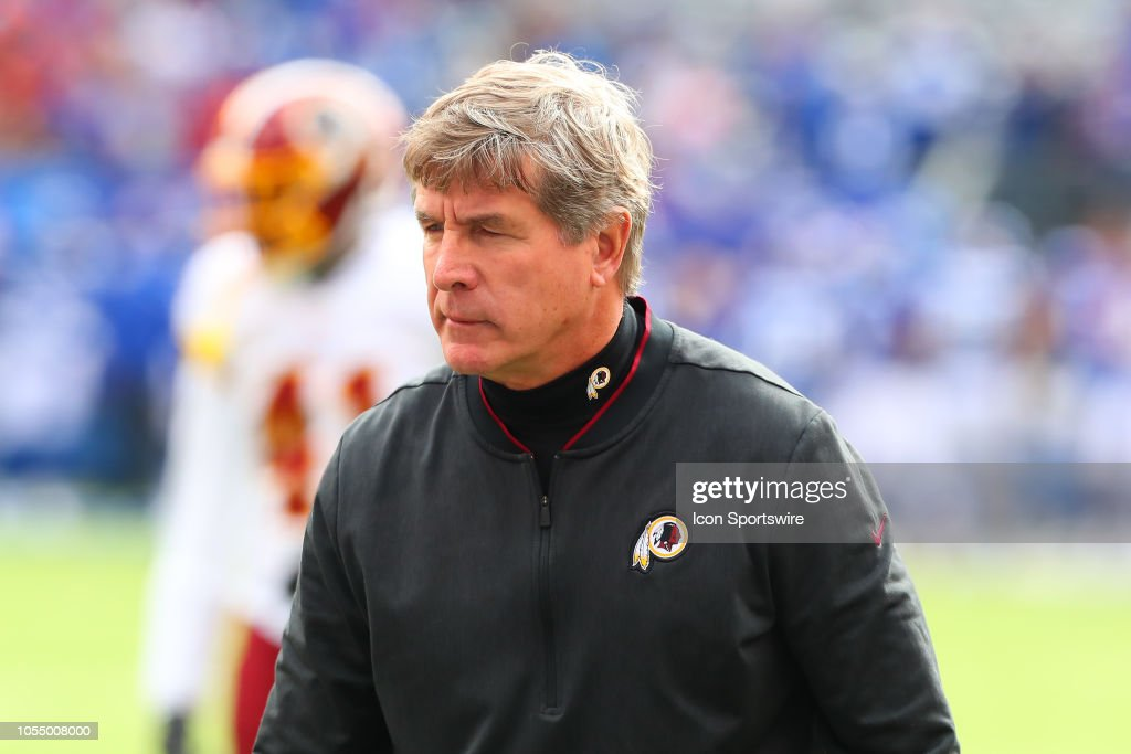 NFL: OCT 28 Redskins at Giants : News Photo