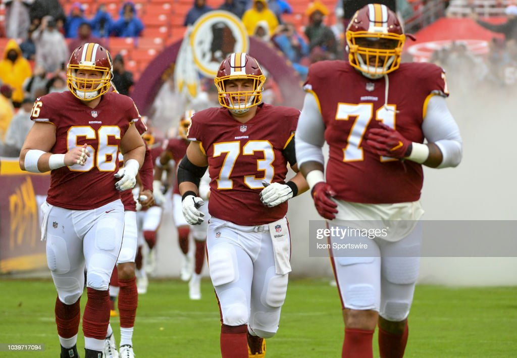 NFL: SEP 23 Packers at Redskins : News Photo