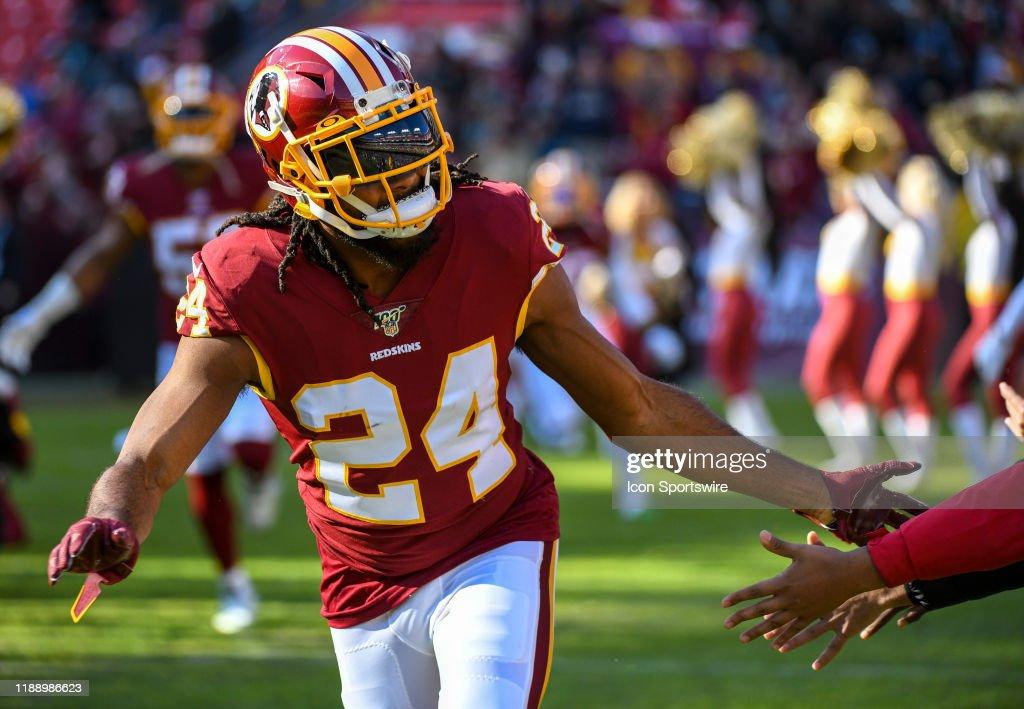 NFL: DEC 15 Eagles at Redskins : News Photo