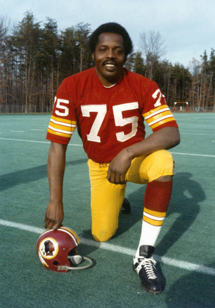 Image result for deacon jones redskins