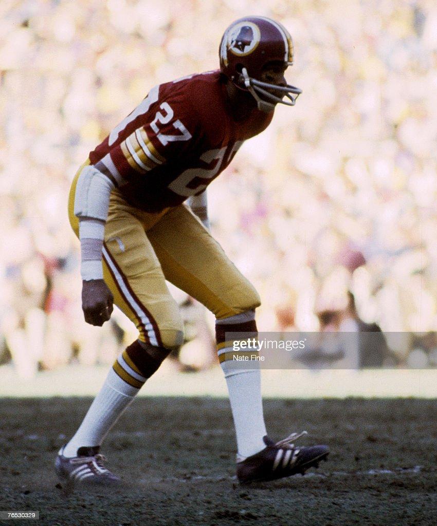 Ken Houston - Washington Redskins - File Photos : News Photo
