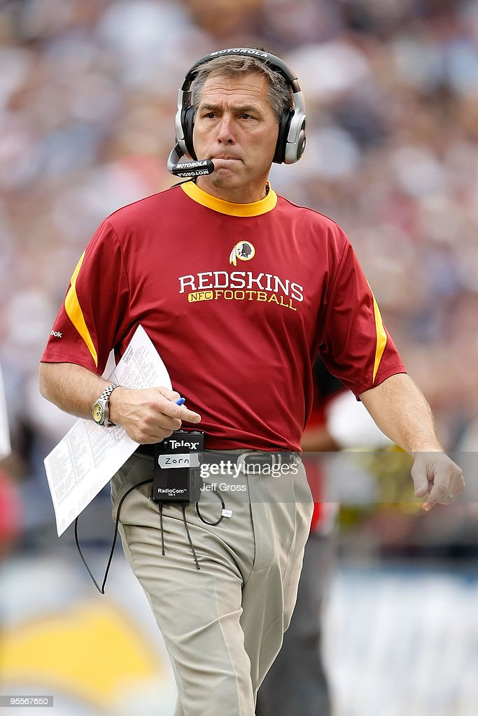 Washington Redskins v San Diego Chargers