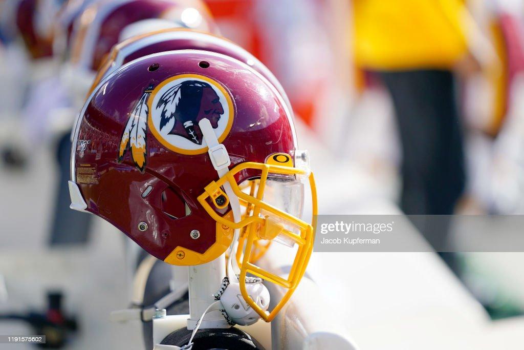 Washington Redskins vCarolina Panthers : News Photo