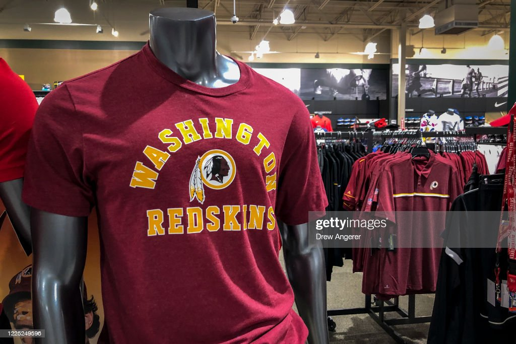 Amid Social And Corporate Pressure, Washington Redskins Consider Name Change : News Photo