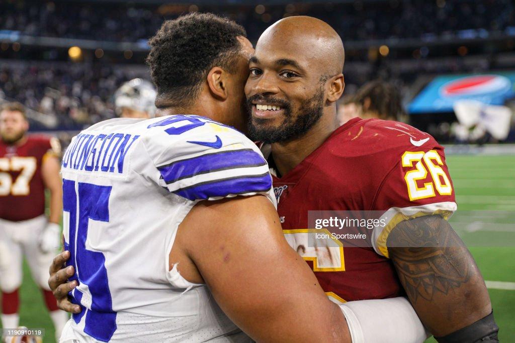 NFL: DEC 29 Redskins at Cowboys : Nyhetsfoto