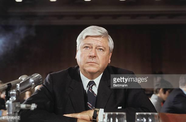 Washington: Rep. Rogers C.B. Morton , nominated to be Secretary of the Interior.
