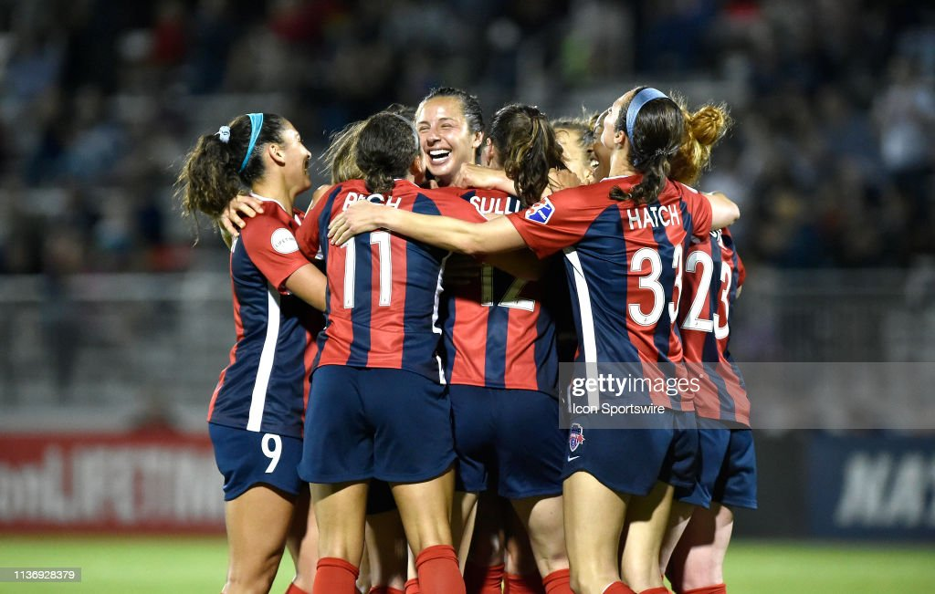 SOCCER: APR 13 NWSL - Sky Blue FC at Washington Spirit : News Photo