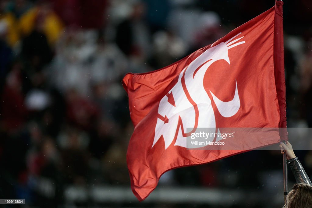 Stanford v Washington State : News Photo