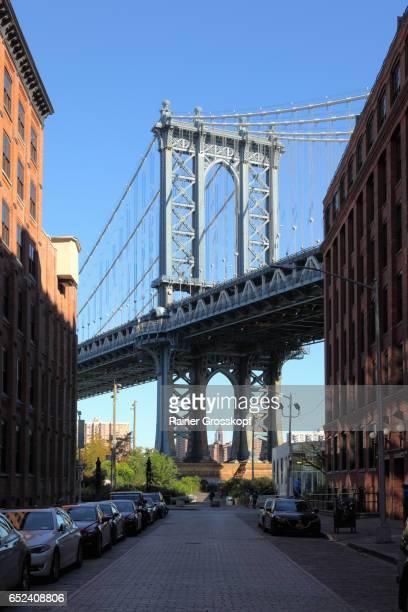 Washington Street aand Manhattan Bridge